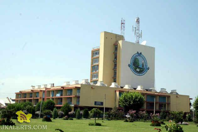 University-of-Kashmir