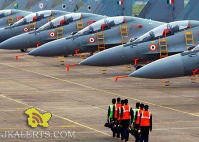 Indian Air Force IAF Jobs Recruitment 2020.