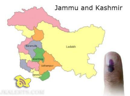 Fifth Phase of election in Jammu and Kashmir