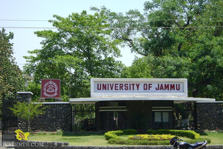 jammu university Result notifications