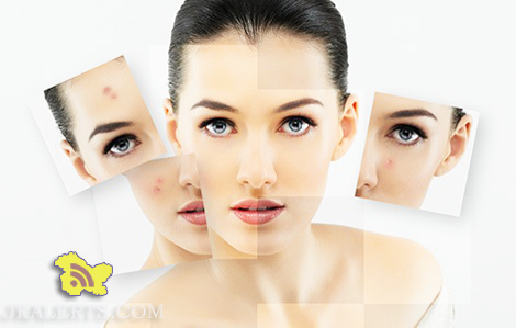 For Skin and hair problems, acne, white or black skin spots, hair fall, dry skin, allergy