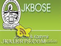 Date Sheet of 12th Class, Annual 2014, Regular, Kashmir Division.