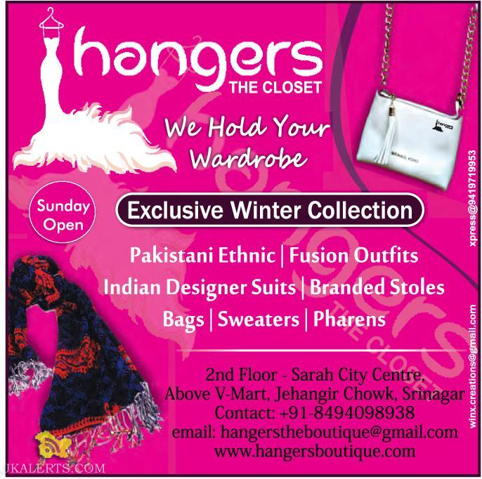 Exclusive winter collection in srinagar
