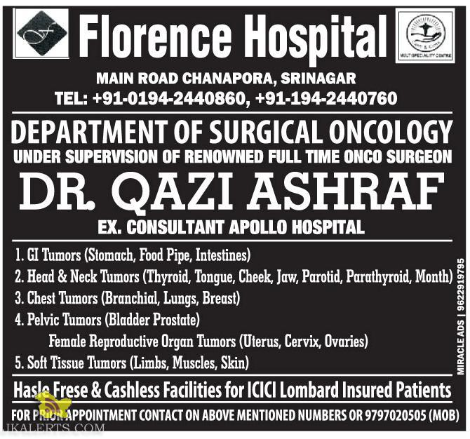 Florence Hospital Special OPD