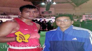 J&K's Boxer Harpal creates history, finals of Elite Men Boxing Championship
