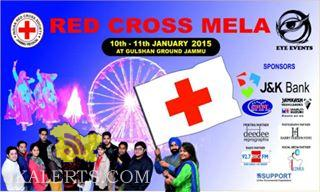 INDIAN RED CROSS SOCIETY (JAMMU REGION) IN ASSOCIATION WITH EYE EVENTS PRESENTS RED CROSS MELA