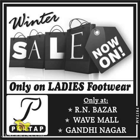 Winter Sale now on Partap shoes