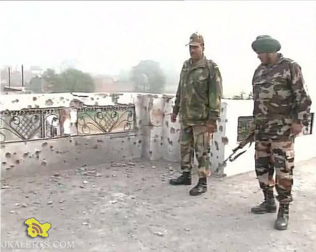 Shelling kills Jammu woman, border residents shifted to safer places