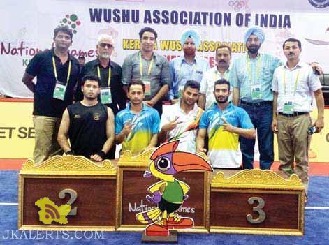 J&K succeeds in National Games at Kerala