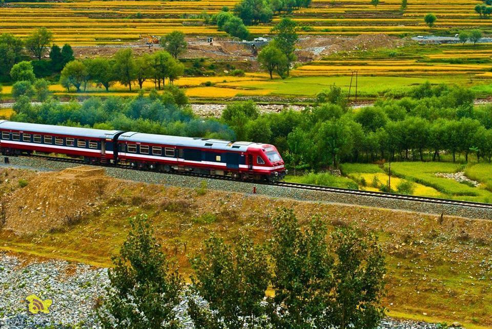 Kashmir Train timing: Baramulla, Budgam, Banihal Train timing.