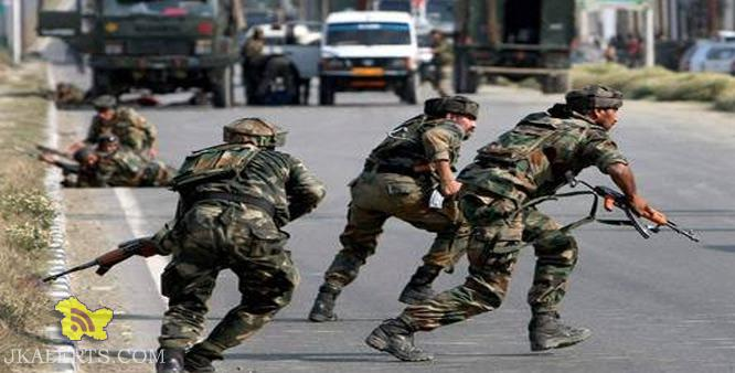 High Alert in Jammu After twin attach within 24 hrs