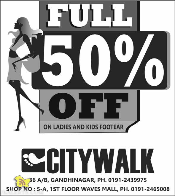 SALE IN CITYWALK Ladies and Kids Wears