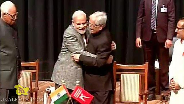 Mufti Sayeed takes oath as chief minister in Jammu