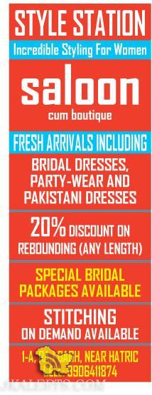 Offer on STYLE STATION