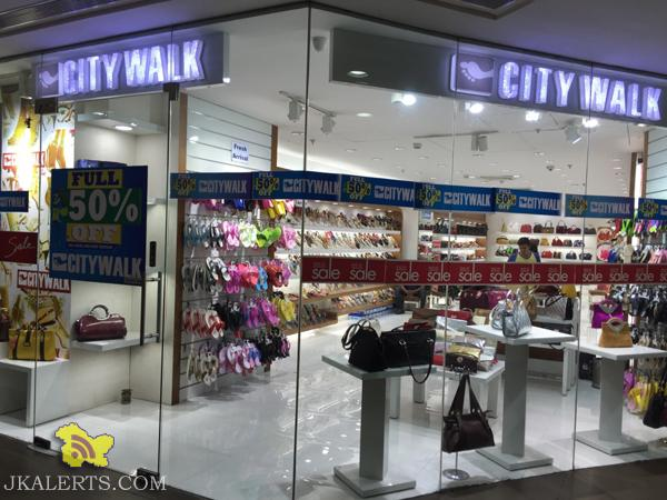 City Walk End of Season Sale on ladies bags ,Shoes, sandels