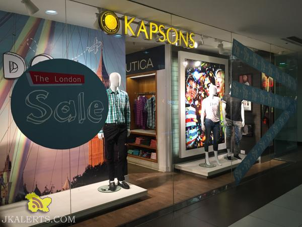 Kapsons End of Season Sale, Latest Offers Deals Discounts