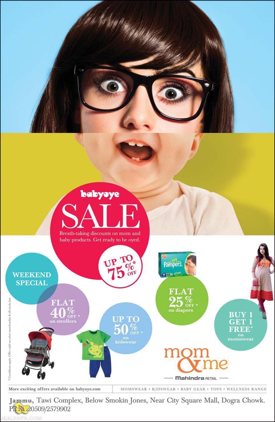 Sale on Kids Wear MOM & ME