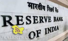 RBI Recruitment for the post of Assistant 2015