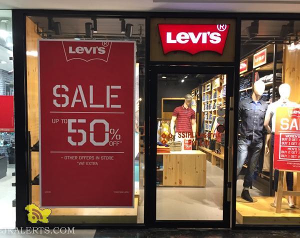 Levis End of Season Sale , Latest Offers Deals Discounts