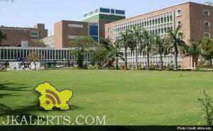 Central Government Announces AIIMS for Jammu