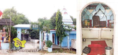 Holy Shrine of Baba Balikaran devoted to Naag Devta Baba Balikaran Ji