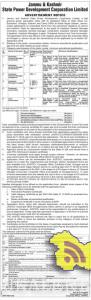 Jobs in State Power Development Corporation Limited