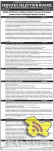 JKSSB Syllabus for Written test of Geological Assistant Grade-Hand Regional Inspector Grade-ll