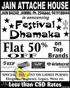 JAIN ATTACHE HOUSE DISCOUNT ON LADIES PURSES Eleegance, Sequence, Legacy, Wenz etc