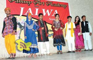 "Multi talent show ""Jalwa 2015″ held in Government Polytechnic, Bikram Chowk."