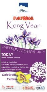 Saffron Festival 2015 Pampore