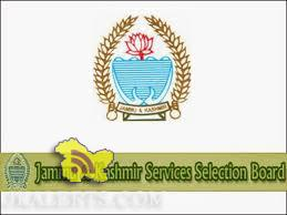 JKSSB Change in Venue for conduct of Written Test on 14th of November, 2015