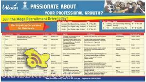 Udaan Recruitment drive in Handwara, Bandipora, Kokernag, Tral