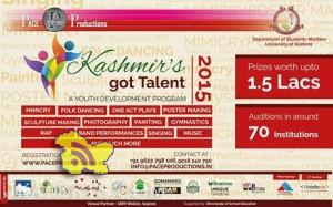 Kashmir's Got Talent