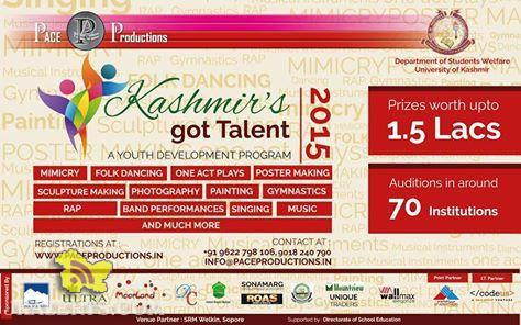 Kashmir's Got Talent