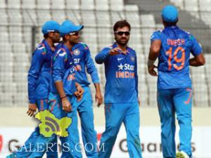 J&K All rounder Pervaz Rasool out of Squad...
