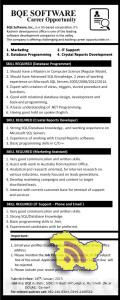 Jobs in BQE SOFTWARE Srinagar