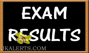 JKBOSE Result of Class 12th and Class 10th Annual 2015 (Regular) Winter zone - Kashmir Province