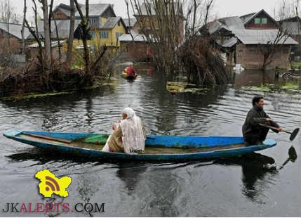 Heavy rain in Jammu and Kashmir soon, possible flood alert