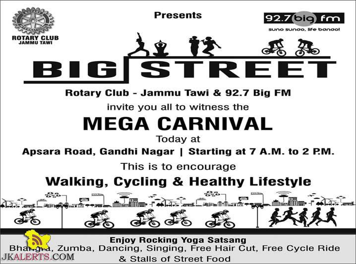 Big Street MEGA CARNIVAL