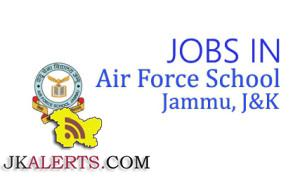 Jobs in AF SCHOOL JAMMU