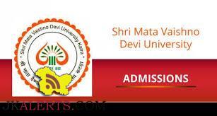 SMVDU, entrance examination, SMVDUEE 2020, last date, extended.Admission open in SHRI MATA VAISHNO DEVI UNIVERSITY Kakryal, Katra 2016-17