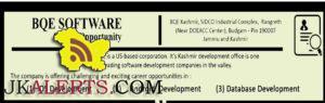 Jobs in BQE Software a US-based corporation, IT jobs in Srinagar