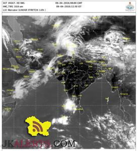 MeT predicts rains for 5 days.
