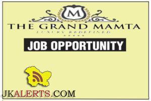 jobs in grand mamta sirnagar