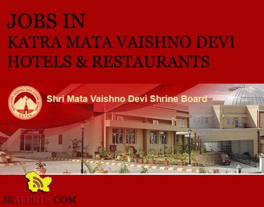 KATRA MATA VAISHNO DEVI HOTELS & RESTAURANTS