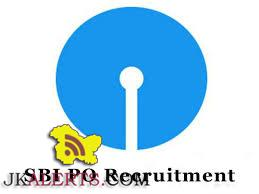 SBI PO Recruitment 2016 Posts 2200