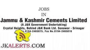 jobs in jammu and kashmir
