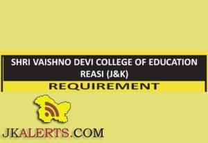 Teaching of English, Hindi, Urdu, Mathematics, Biological, Science/Health & Physical Education/Fine/ Performing Art/Commerce
