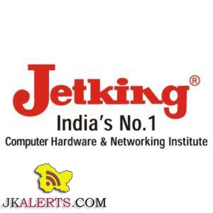 Walk in interviews in Jetking Jammu Learning Centre, jobs in Jetking jammu