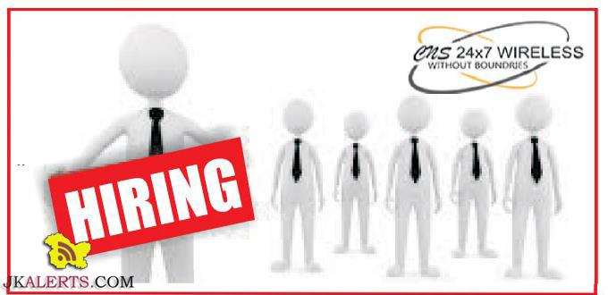 Jobs in CNS Infotel Services Private Limited